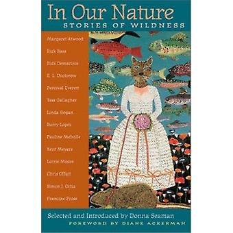 私たちの自然の中で - ドナ・シーマンによる荒野の物語 - 9780820324579 Bo