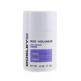 Босли md bos volumize утолщение волос волокна - черный 261298 12g/0.42oz