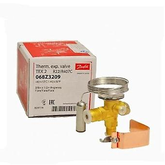 Danfoss Expansion Valve 068z3209 Tex 2 R22/r407c External Balance Original