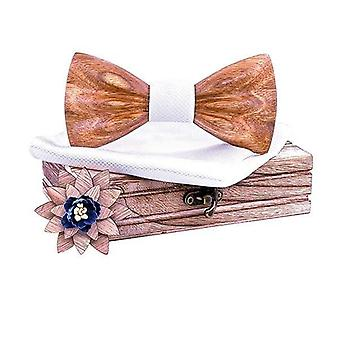 Wooden Bow Tie Camass