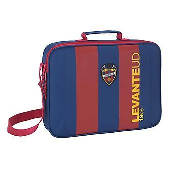 حقيبة ليفانتي U.D. الأزرق الأحمر العميق (6 L)