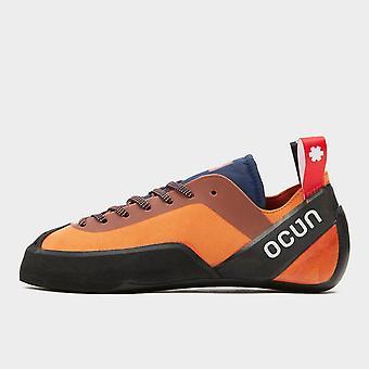 New Ocun Women's Crest Lu Climbing Shoes Orange