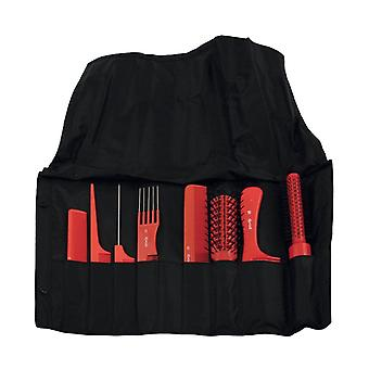 Pro Tip Tool Roll And Combs Set