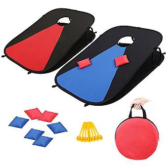 Collapsible Portable Corn Hole Boards,foldable And Portable