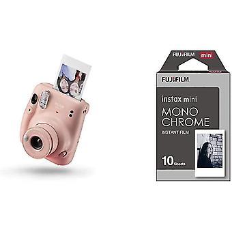 FengChun Mini 11 Kamera, erröten rosa Mini-Rahmen WW1 Monochrom, Bunt