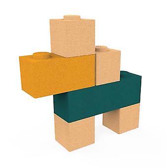 Elou Block 6 Building Toy