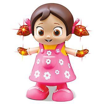Elektrische Walking tanzen Puppen Spielzeug für Mädchen Puppe Licht Musik Baby reborn Puppen für Mädchen