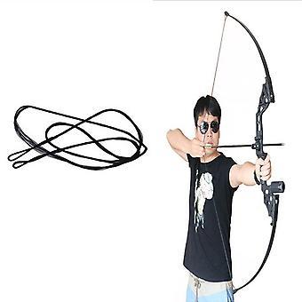 Tackle Recurve bow bowstring jouset kestävä ulkonuoli
