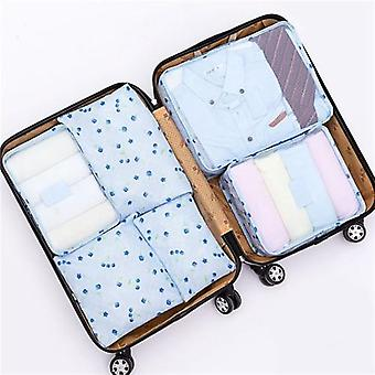 Matka matkatavaroiden vetoketju laukku