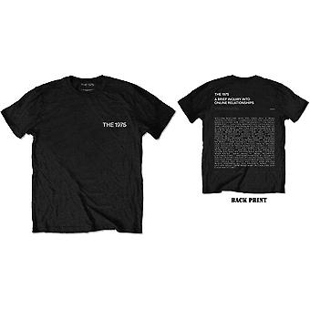 The 1975 - ABIIOR Wecome Welcome Version 2. Men's X-Large T-Shirt - Black