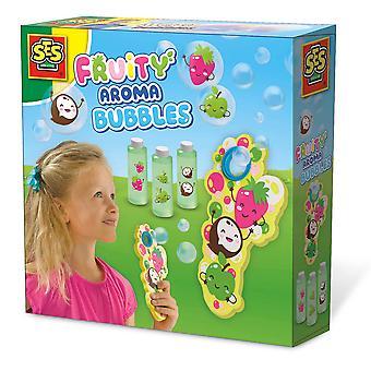 SES Creative - Burbujas de aroma afrutado para niños (multicolor)