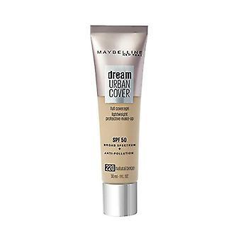 Crème Make-up Base Dream Urban Cover Maybelline 220-natural beige (30 ml)