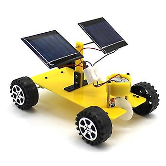 نموذج اليدوية لطلاب المدارس الثانوية الابتدائية مع الألواح الشمسية المزدوجة
