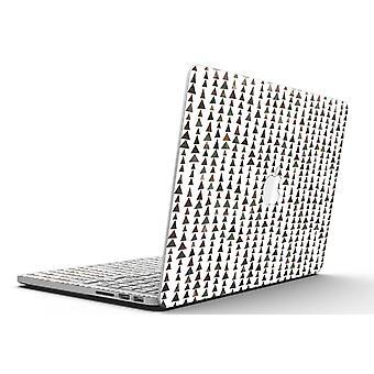 Camo akvarell trekant mønster V2 - Macbook Pro med Retina-skjerm