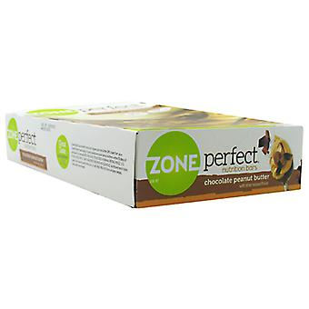 EAS ZONEPERFECT BARS,CHOCOLATE PEANUT, Case of 12/1.76 OZ