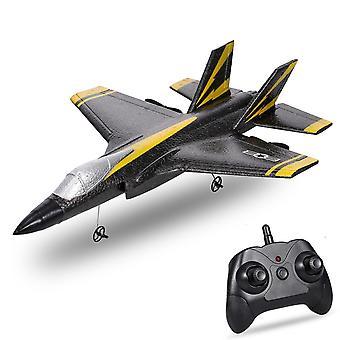 Rc lentokone lentokone 2.4ghz kaukosäädin vaahto liidokki taso kiinteä siipi lelut
