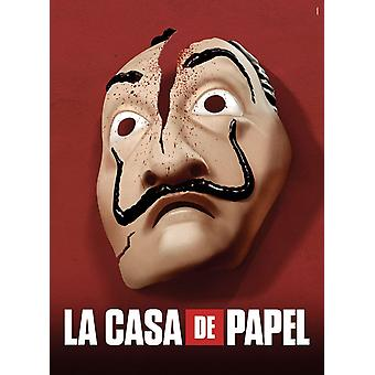 Clementoni La Casa de Papel - Money Heist Jigsaw Puzzle (500 Teile)