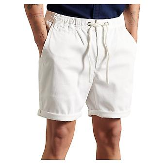 Superdry Sunscorched Chino Sport Blanc