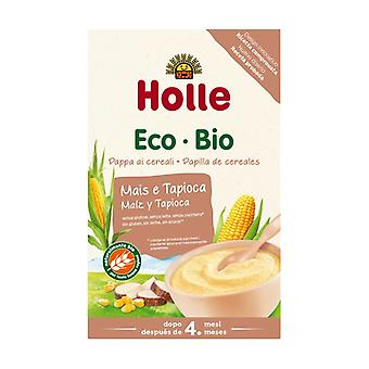 Organic Corn and Tapioca Porridge (Gluten Free) 250 g of powder
