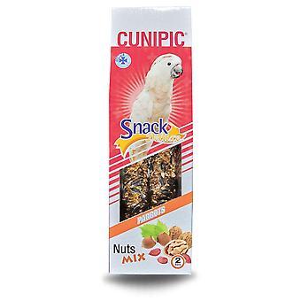 Cunipic Nut Sticks for Parrots (Birds , Bird Treats)