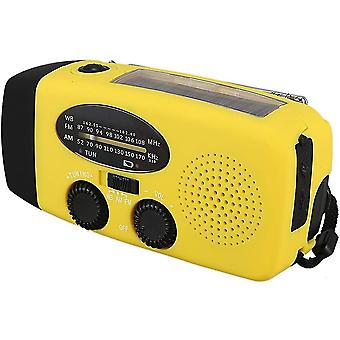 De urgență Portabil Am Fm Radio Power Bank Torta