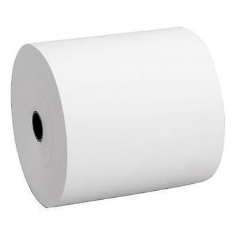 Receipt roll, 5-pack for thermochrome printer, 80mm wide, 80m (BPA-free)