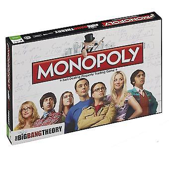 Tile games the big bang theory monopoly game