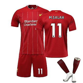 Mohamed Salah Psg Jersey, Liverpool F.c. Salah-11-away T-shirt Jersey(adult Clothing)