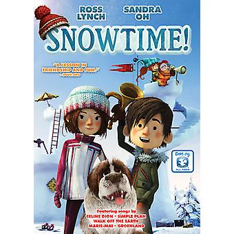 Snowtime [DVD] USA import