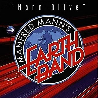 Manfred Mann's Earth Band - Mann Alive [Vinyl] USA import