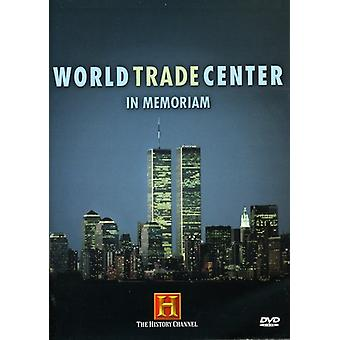 World Trade Center aux Etats-Unis Memoriam [DVD] import
