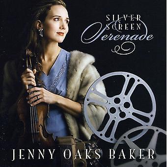 Jenny Oaks Baker - Silver Screen Serenade [CD] USA import