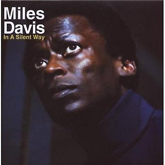 Miles Davis - In a Silent Way [CD] USA import
