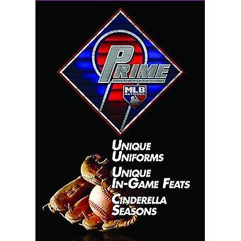 Prime 9: Unique Uniforms / Unique in-Game Feats [DVD] USA import