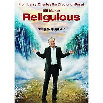 Importación de Religulous [DVD] los E.e.u.u.