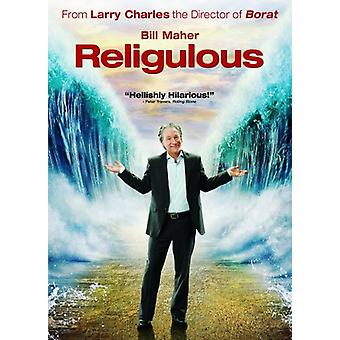 Religulous [DVD] USA import