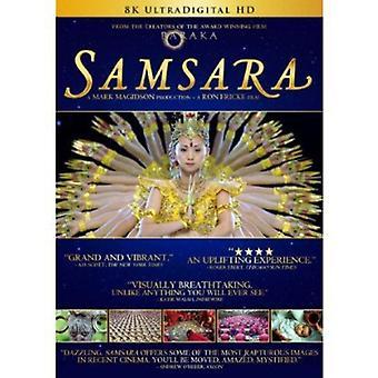 Samsara [DVD] USA import