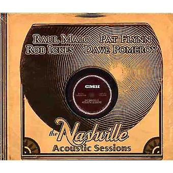 Malo/Flynn/Ickes/Pomery - Nashville Acoustic Sessions [CD] USA import