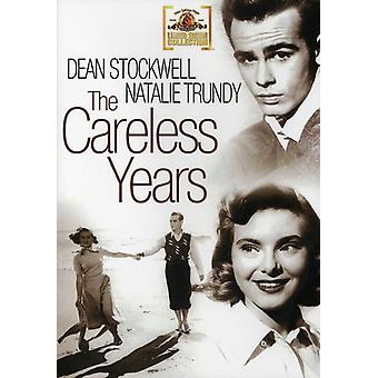 Careless Years [DVD] USA import