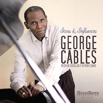 George Cables - Icons & Influences [CD] USA import