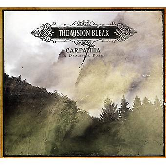 Vision löja - Carpathia [CD] USA import