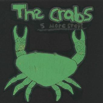 Crabs - 5 More Steps [CD] USA import