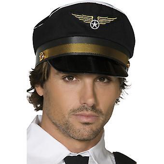 טייס כובע שחור