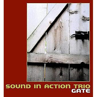Sound in Action Trio - Gate [CD] USA import