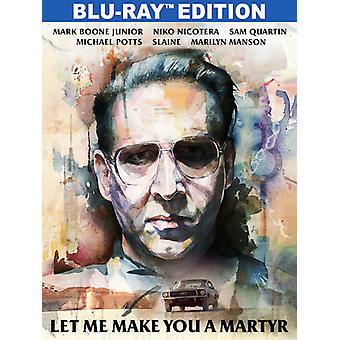 Låt mig göra dig en Martyr [Blu-ray] USA import