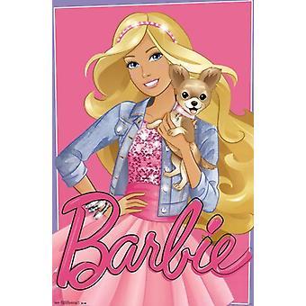Barbie - Estilo Poster drucken