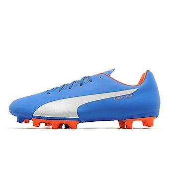 Puma evoSPEED 5.4 Firm Ground Buty piłkarskie (Electric Blue)