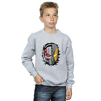 Marvel jungen Ant-Man Split Helm Sweatshirt
