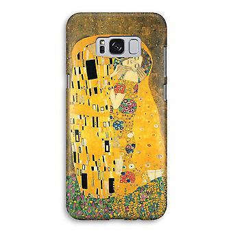Samsung Galaxy S8 volledige Print kast (Glossy) - Der Kuss