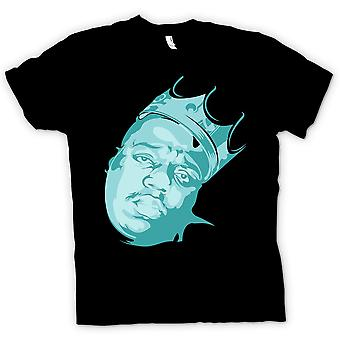 Koszulka damska - Biggie Smalls - król